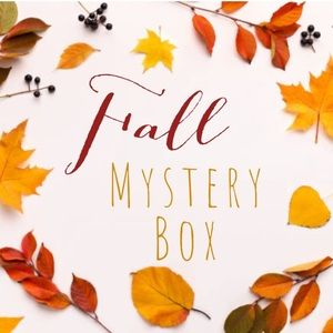Fall Winter Fashion Mystery Reseller Curated Box